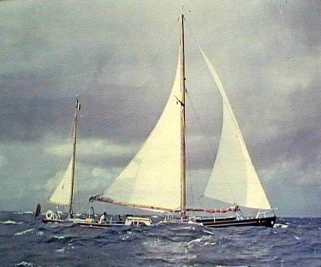 Askoy 2 - voilier de Brel